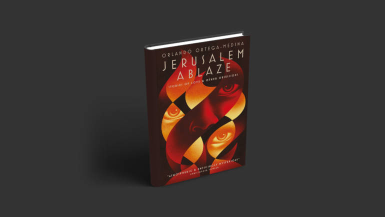 Jerusalem Ablaze – an evening with Orlando Ortega-Medina