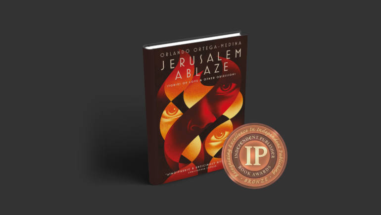 Jerusalem Ablaze Wins Award